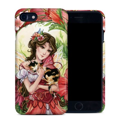 Apple iPhone 7 Clip Case - Hibiscus Fairy