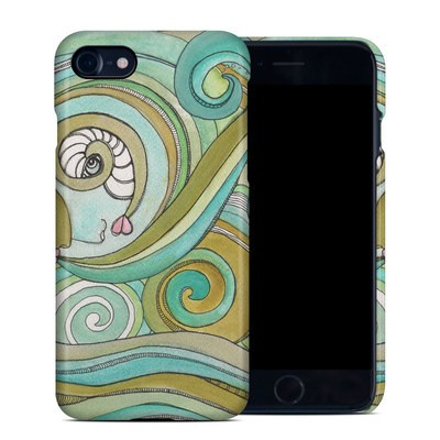 Apple iPhone 7 Clip Case - Honeydew Ocean