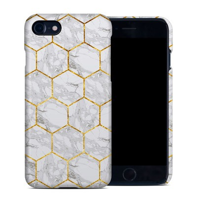 Apple iPhone 7 Clip Case - Honey Marble