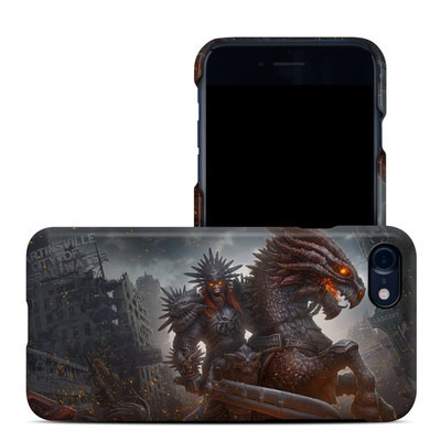 Apple iPhone 7 Clip Case - Horseman