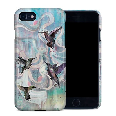Apple iPhone 7 Clip Case - Hummingbirds