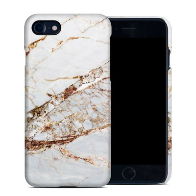 Apple iPhone 7 Clip Case - Hazel Marble