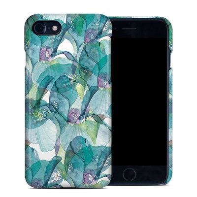 Apple iPhone 7 Clip Case - Iris Petals