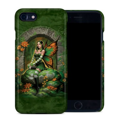 Apple iPhone 7 Clip Case - Jade Fairy