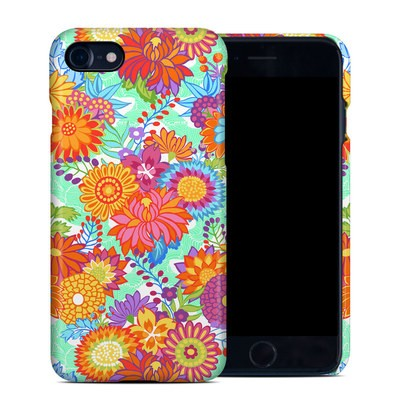 Apple iPhone 7 Clip Case - Jubilee Blooms