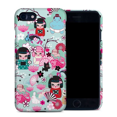 Apple iPhone 7 Clip Case - Kimono Cuties