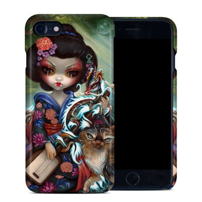 Apple iPhone 7 Clip Case - Kirin and Bakeneko