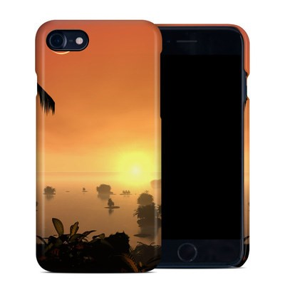 Apple iPhone 7 Clip Case - Last Light Of The Sun