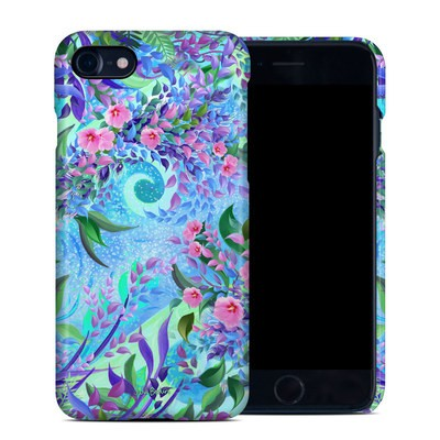Apple iPhone 7 Clip Case - Lavender Flowers
