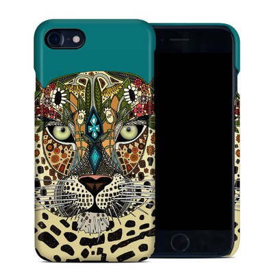 Apple iPhone 7 Clip Case - Leopard Queen