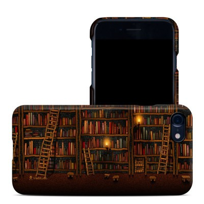Apple iPhone 7 Clip Case - Library