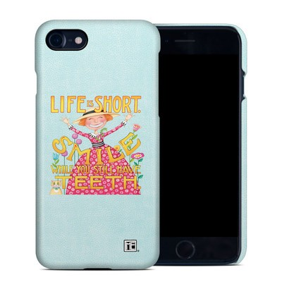 Apple iPhone 7 Clip Case - Life is Short