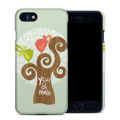 Apple iPhone 7 Clip Case - Two Little Birds