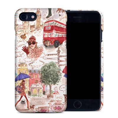 Apple iPhone 7 Clip Case - London