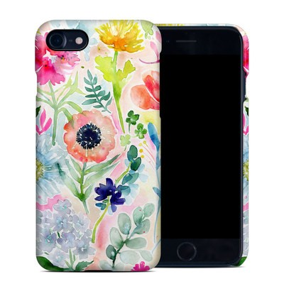 Apple iPhone 7 Clip Case - Loose Flowers