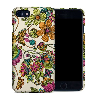 Apple iPhone 7 Clip Case - Maia Flowers
