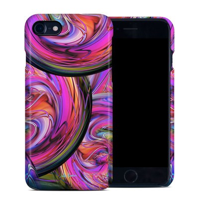Apple iPhone 7 Clip Case - Marbles
