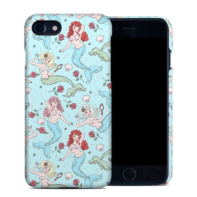 Apple iPhone 7 Clip Case - Mermaids and Roses