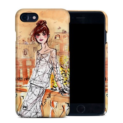 Apple iPhone 7 Clip Case - Mimosa Girl