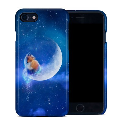 Apple iPhone 7 Clip Case - Moon Fox