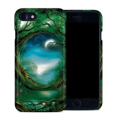 Apple iPhone 7 Clip Case - Moon Tree