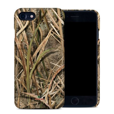 Apple iPhone 7 Clip Case - Shadow Grass Blades