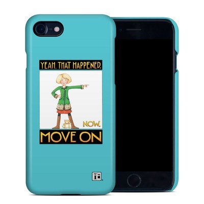 Apple iPhone 7 Clip Case - Move On