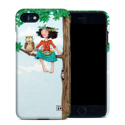 Apple iPhone 7 Clip Case - Never Alone