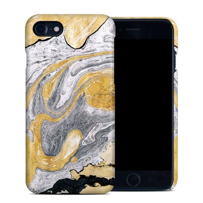 Apple iPhone 7 Clip Case - Ornate Marble