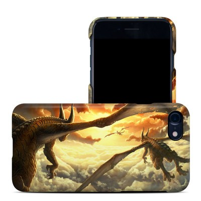 Apple iPhone 7 Clip Case - Over the Clouds