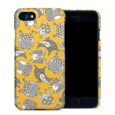 Apple iPhone 7 Clip Case - Owls