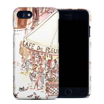Apple iPhone 7 Clip Case - Paris Makes Me Happy