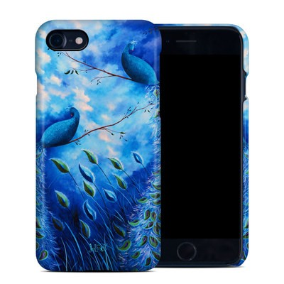 Apple iPhone 7 Clip Case - Paradise Peacocks