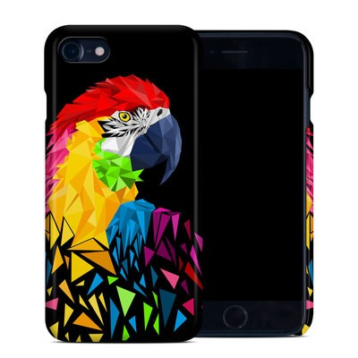 Apple iPhone 7 Clip Case - Parrots Hate Jets