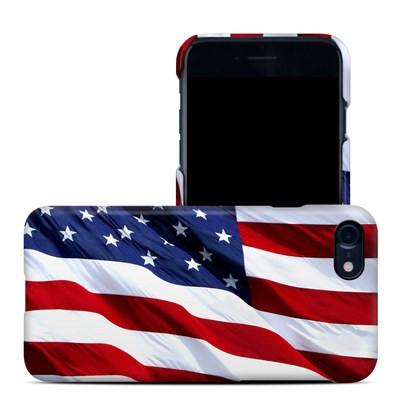 Apple iPhone 7 Clip Case - Patriotic
