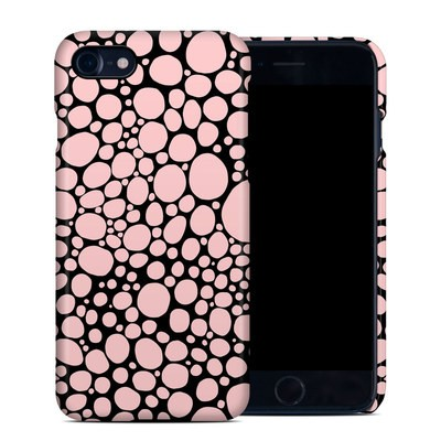 Apple iPhone 7 Clip Case - Pink Bubbles