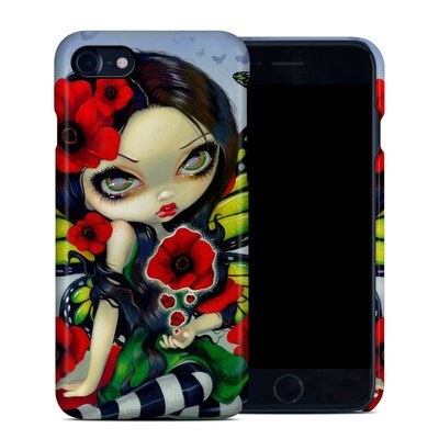 Apple iPhone 7 Clip Case - Poppy Magic
