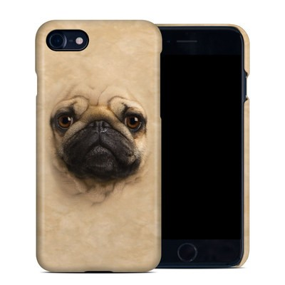 Apple iPhone 7 Clip Case - Pug