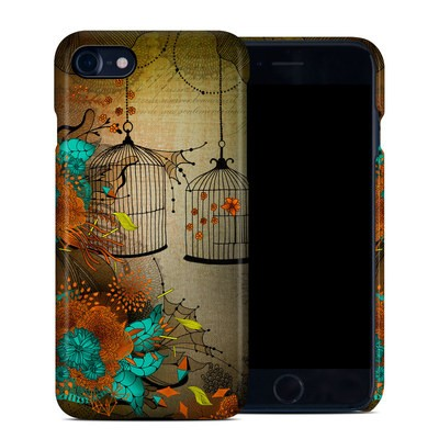 Apple iPhone 7 Clip Case - Rusty Lace