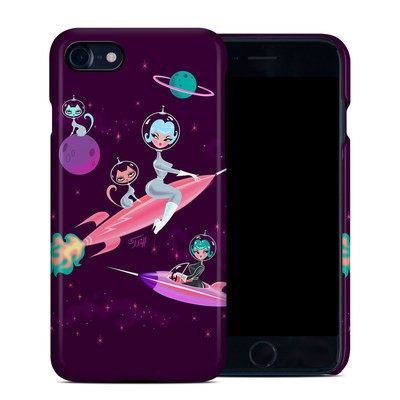 Apple iPhone 7 Clip Case - Rocket Girl