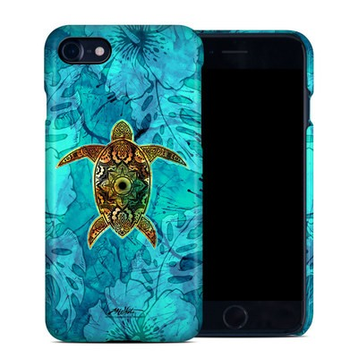 Apple iPhone 7 Clip Case - Sacred Honu