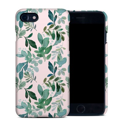 Apple iPhone 7 Clip Case - Sage Greenery