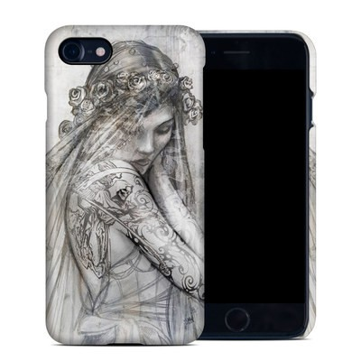 Apple iPhone 7 Clip Case - Scythe Bride