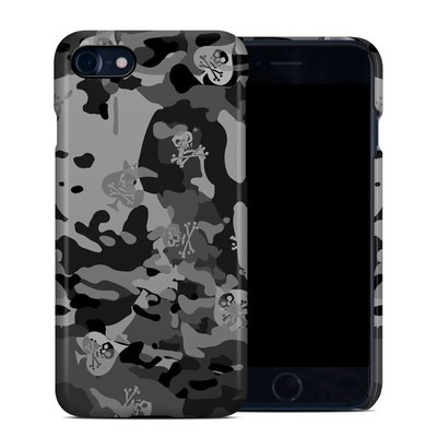 Apple iPhone 7 Clip Case - SOFLETE Black Multicam