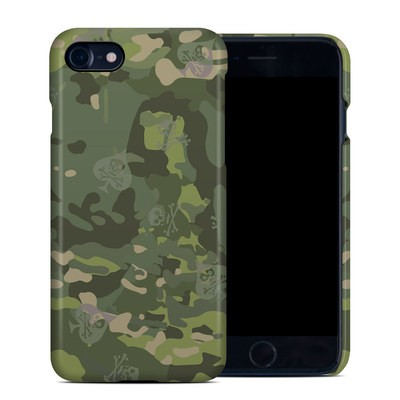 Apple iPhone 7 Clip Case - SOFLETE Tropical Multicam