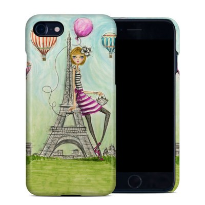 Apple iPhone 7 Clip Case - The Sights Paris