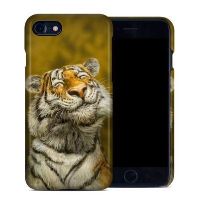 Apple iPhone 7 Clip Case - Smiling Tiger