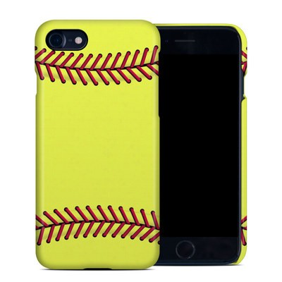Apple iPhone 7 Clip Case - Softball