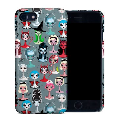 Apple iPhone 7 Clip Case - Spooky Dolls