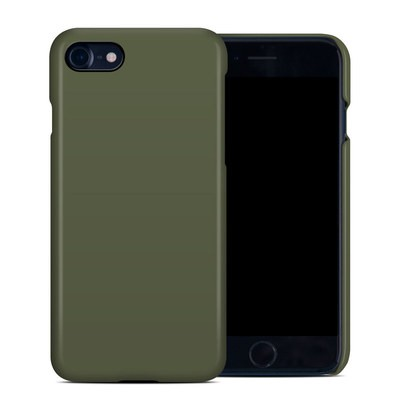 Apple iPhone 7 Clip Case - Solid State Olive Drab